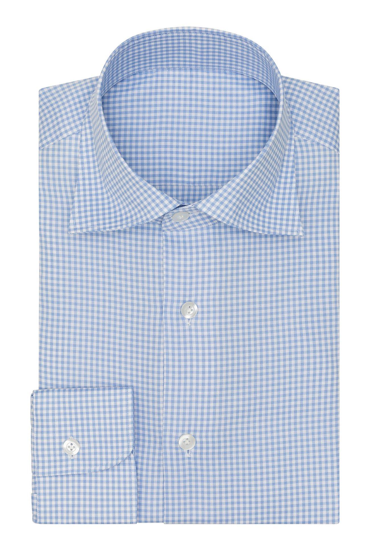Oxford Check L.Blue